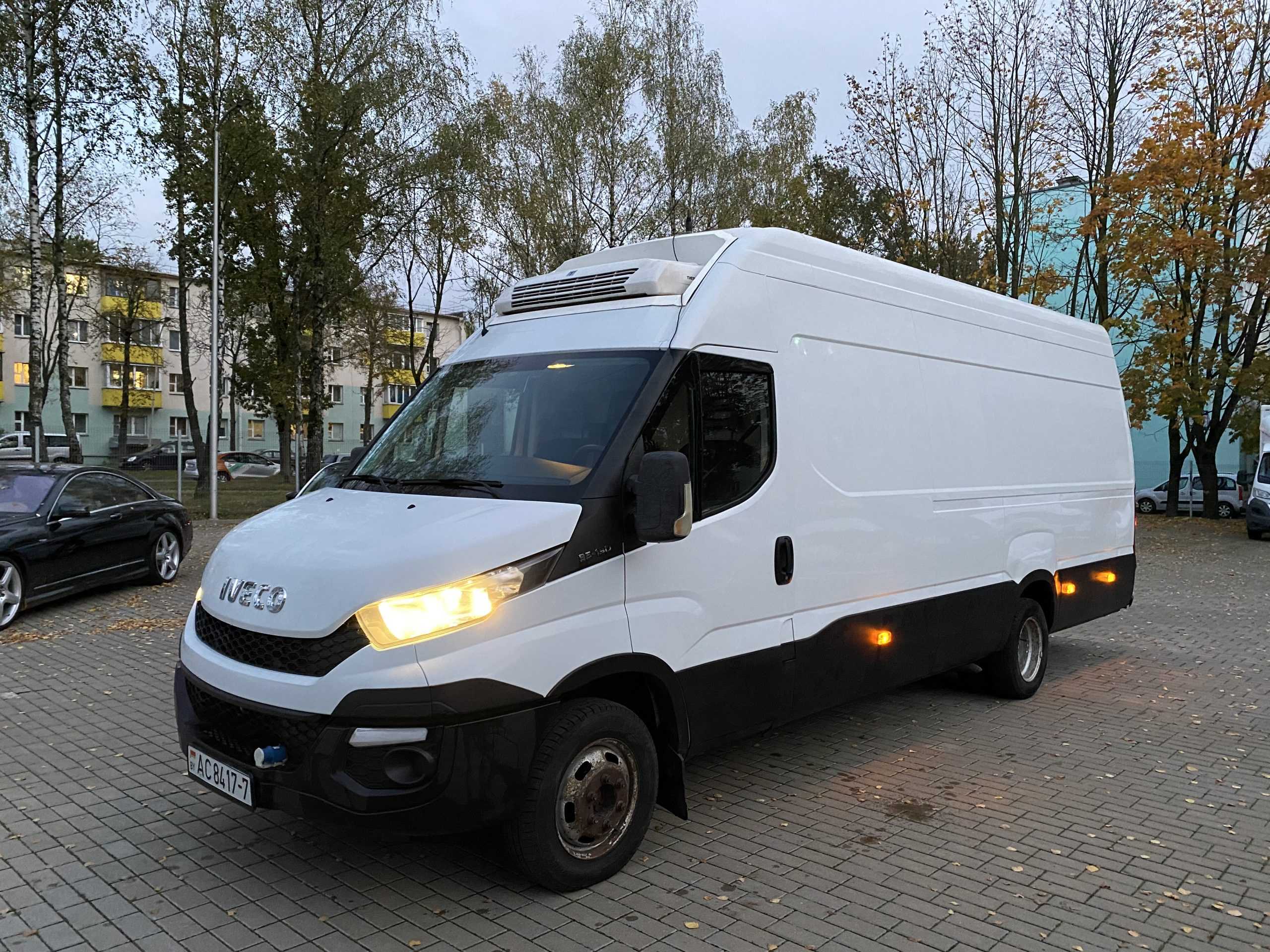 Iveco Daily 35C18 SuperMaxi, 2015